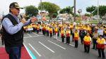 Urresti: policías custodiarán obras de construcción del Callao - Noticias de delincuencia en el callao