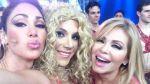 Gisela, Viviana y Melissa: el 'selfie' de las ex de Martínez - Noticias de yako