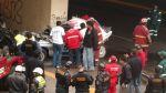 Moquegua: tres murieron tras ser arrollados por auto de carrera - Noticias de accidentes automovilísticos