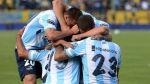 Racing goleó 3-0 a Rosario y está a un partido del título - Noticias de pelé
