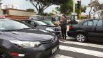 Tránsito en Barranco continuará congestionado unos 20 días más - Noticias de william argumedo