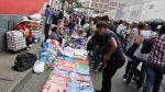 Mesa Redonda sigue invadida por los ambulantes [Fotos] - Noticias de jiron andahuaylas