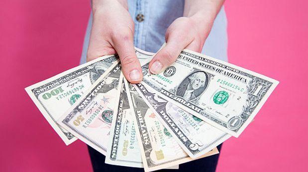 Dólar subió a S/3,424 por demanda de inversores extranjeros