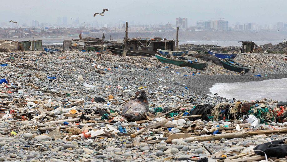 COP 20: foro llega a una Lima con zonas así de contaminadas