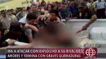 Lío de faldas dejó un herido con quemaduras por explosivo - Noticias de hipolito rodriguez rodriguez