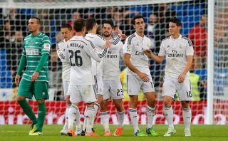 Real Madrid vs. Cornellá: blancos golearon 5-0 por Copa del Rey