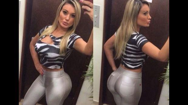 Los mejores culos de Brasil 2015 - Miss