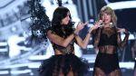 Taylor Swift cantó en lencería para Victoria's Secret - Noticias de victoria's secret