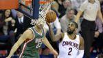 YouTube: Kyrie Irving y una acrobática jugada en la NBA - Noticias de comentarista