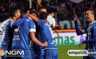 A lo Zlatan Ibrahimovic: golazo de taco en la Copa Italia