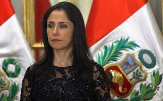 Nadine Heredia cuestiona prescripciones en Caso 'Petroaudios'