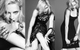 Madonna será imagen de la próxima campaña de Versace