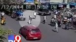 YouTube: Sujeto es arrollado por tractor y quedó ileso - Noticias de kevin richardson