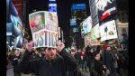 Eric Garner: Protestas en Nueva York dejan 83 detenidos - Noticias de tiroteos