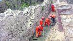 Constructora daña muro inca de complejo arqueológico en Ica - Noticias de canete