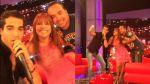 Magaly Medina reúne en su set a Guty Carrera y Roberto Martínez - Noticias de el gran show