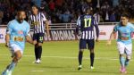 Sporting Cristal ganó 1-0 a Alianza y es campeón del Clausura - Noticias de wilmer aguirre