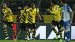Borussia Dortmund vs. Hoffenheim: ganó 1-0 por la Bundesliga - Noticias de marco reus