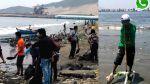 Chimbote: pobladores se unen para descontaminar bahía El Ferrol - Noticias de limpieza de playas