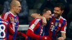 Bayern Múnich vs. Bayer Leverkusen: bávaros ganaron 1-0 - Noticias de franck ribéry