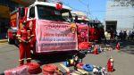 Región dona seis camiones cisterna a compañías de bomberos - Noticias de gobierno regional de piura