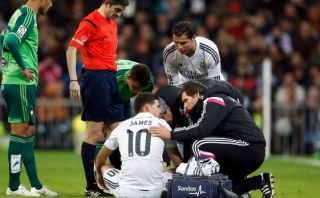 James Rodríguez podría perderse el Mundial de Clubes por lesión