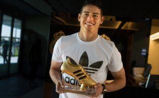 James Rodríguez: el personaje del 2014 para medio colombiano