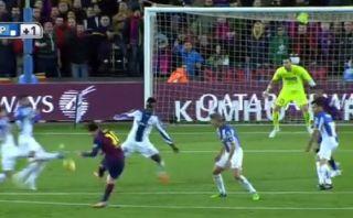 Barcelona vs. Espanyol: Messi y su 'hat-trick' en el Camp Nou