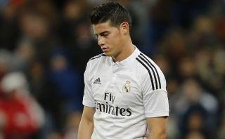 James se perdería Mundial de Clubes, informó el Real Madrid