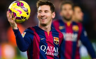 YouTube: Lionel Messi y sus cinco hat tricks en el 2014