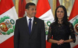Revelan fotos de Nadine Heredia y Humala en cena de 'Chocherín'