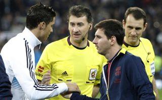 Messi y Cristiano: récords de hat tricks en sus carreras