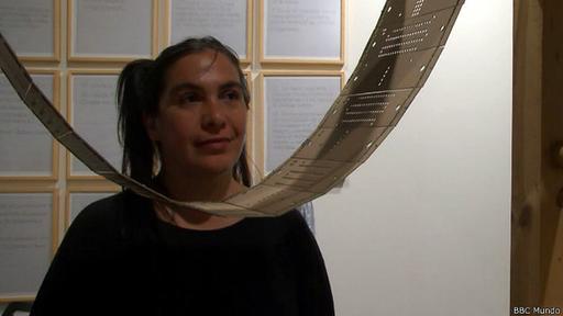 La artista ha recibido mucha atención local y representará a México en la Bienal de Venecia.