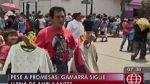 Gamarra: emporio comercial sigue lleno de ambulantes - Noticias de antonio bazo