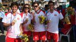 Surf peruano arrasó con 14 medallas en Bolivarianos de Playa - Noticias de juegos bolivarianos de playa huanchaco 2014