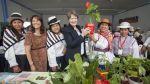 Administradora de PNUD visitó con ministra feria de productores - Noticias de helen clark