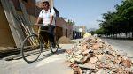 Ciclovía de la Av. Universitaria sigue abandonada [FOTOS] - Noticias de lima antigua