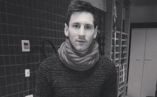 """Antidoping español a Messi: """"Es el procedimiento habitual"""""""