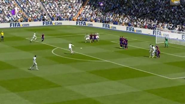 ristiano Ronaldo marca el mejor gol de FIFA 2015
