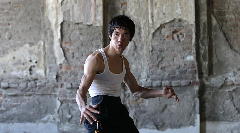 Renace Bruce Lee en Afganistan
