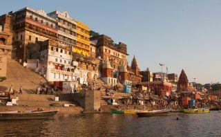 Varanasí, aquí los hinduistas quieren pasar sus últimos días