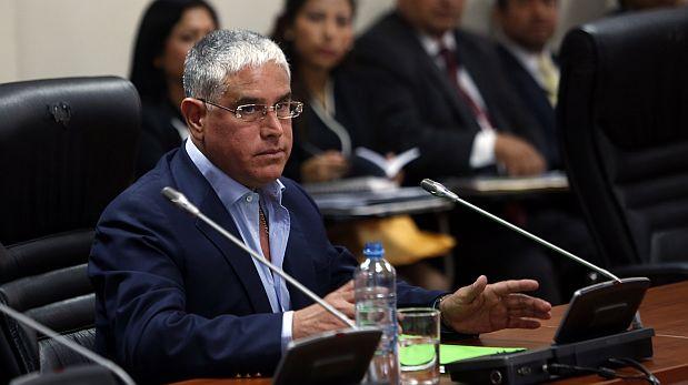 De acuerdo a los registro de la comisión investigadora del Congreso, Óscar López Meneses habría llamado 17 veces a la sede del Legislativo en julio de 2013. (Foto: Archivo El Comercio)