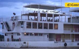 El Amazonas: Recórrelo en un crucero a través de este video