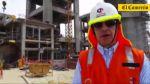 Cementos Pacasmayo ya invirtió US$190 mlls. en planta de Piura - Noticias de humberto nadal