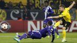 Borussia Dortmund vs. Anderlecht: empataron 1-1 en la Champions - Noticias de alberto undiano mallenco