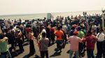 Costa Verde: surfistas y vecinos protestaron en Miraflores - Noticias de salvemos lima