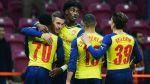 Arsenal goleó 4-1 al Galatasaray y clasificó a octavos de final - Noticias de ali sami yen
