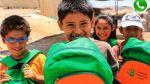 Denuncian robo de 200 mochilas para niños pobres de Cajamarca - Noticias de hospital de la solidaridad