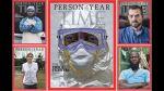 Personaje del 2014 para Time: Sanitarios que combaten el ébola - Noticias de mujer golpeada