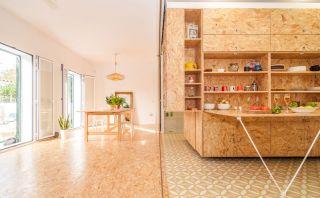 Este apartamento se transforma según tus necesidades